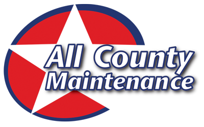 Logo for All County Maintenance